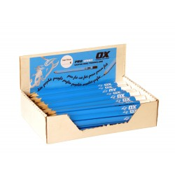 OX Pro Crayon gras triangulaire 7B 240mm