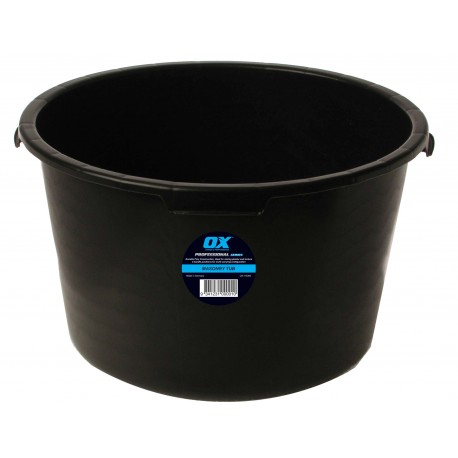 OX Pro Bassine maçon 65L