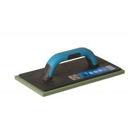 OX Pro Platoir plastique semelle caoutchouc vert 280x140mm