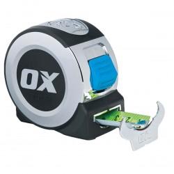 OX Pro mètre ruban 27mmx5m métrique