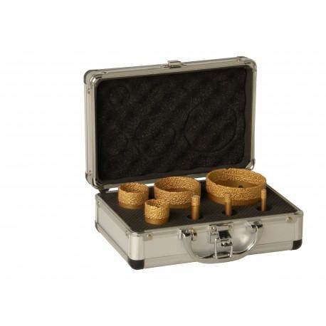 OX Pro Trépan à sec M14 -7pce set 6,8,10,28,35,55,70mm